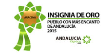 Pueblo con más encanto de Andalucía en 2015