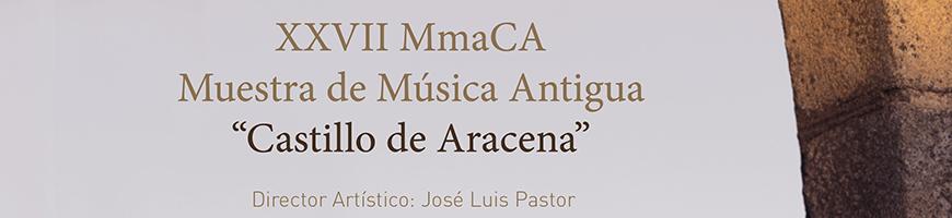 Musica antigua aracena